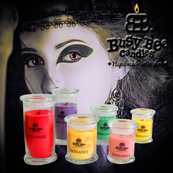 Gothic Horror Elegance Scented Candles