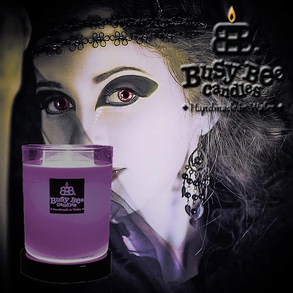Gothic Horror Magik Candle