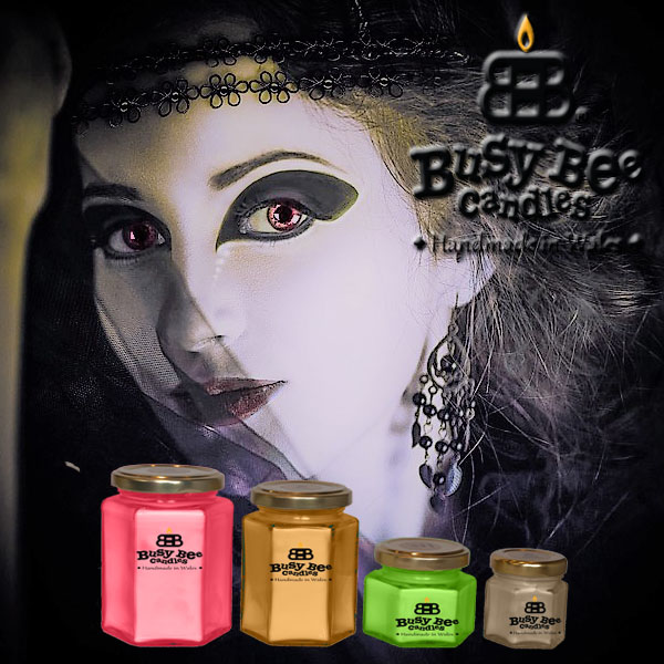 Gothic Horror Classic Scented Candles