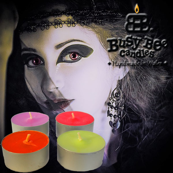 Gothic Horror Scented Tea Lights