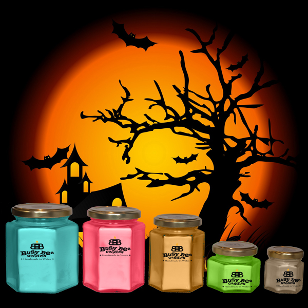 Hallows Eve Candles