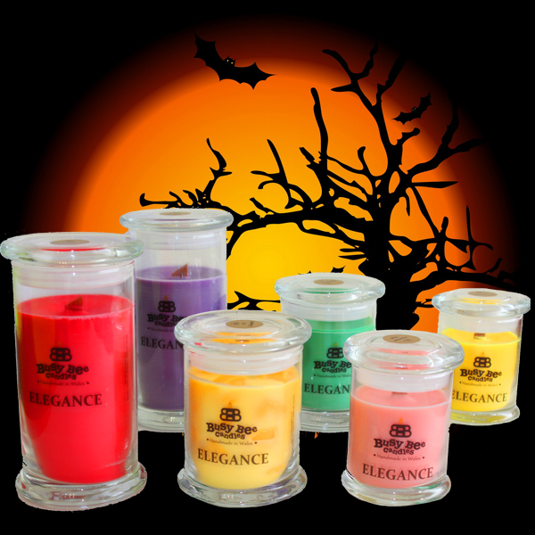 Hallows Eve Elegance Candles
