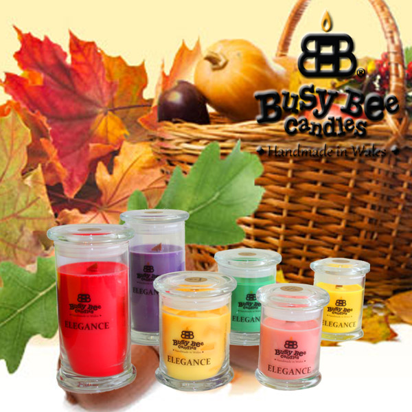 Harvest Riches Elegance Scented Candles