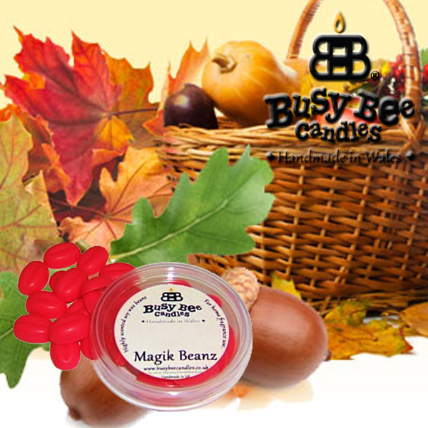 Harvest Riches Magik Beanz