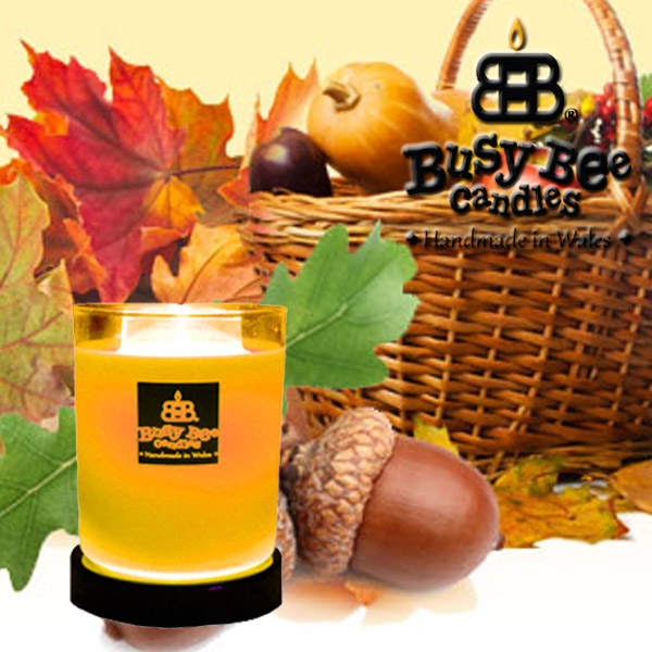 Harvest Riches Magik Candle