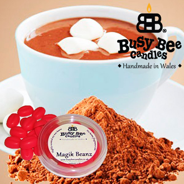 Hot Chocolate Magik Beanz