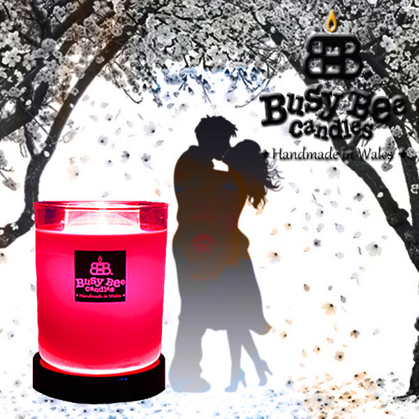 Kiss Me Quick Magik Candle