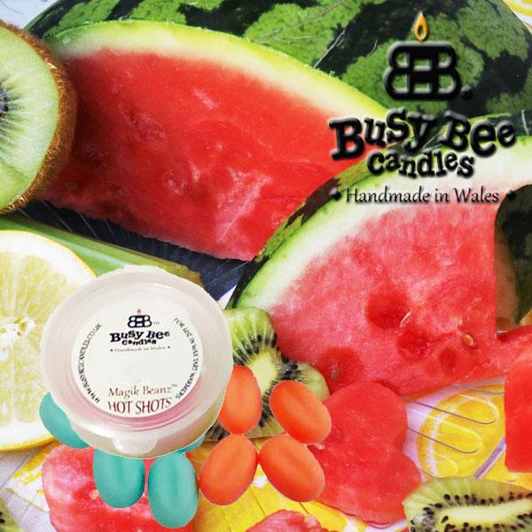 Kiwi Watermelon Hot Shots