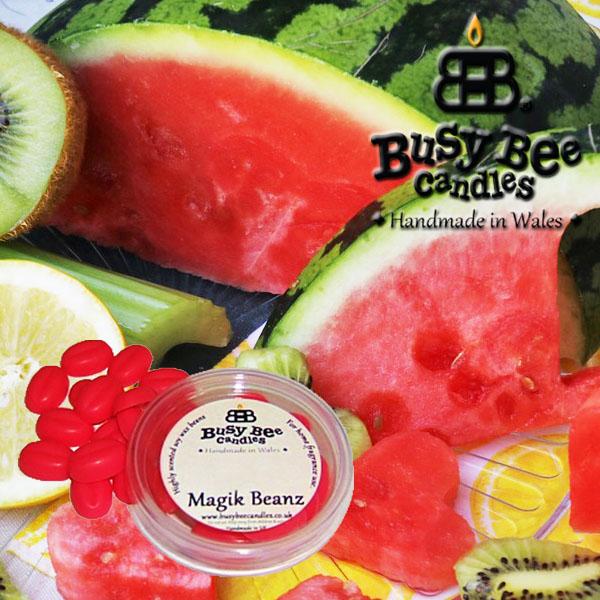 Kiwi Watermelon Magik Beanz