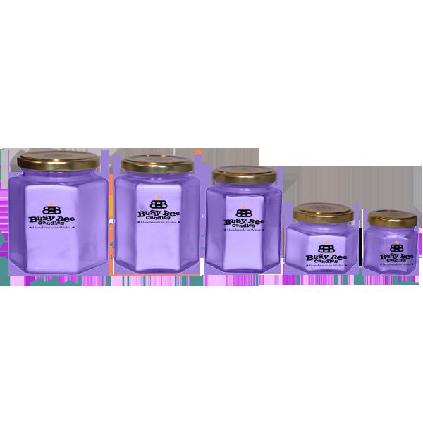 Lavender Pillow Elegance Candles
