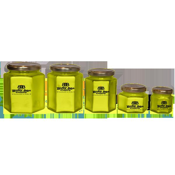 Lemon Drop Candles