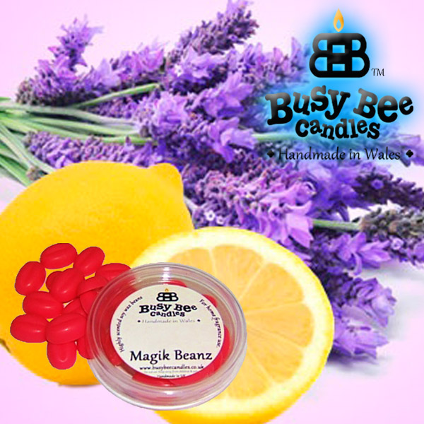Lemon Lavender Magik Beanz