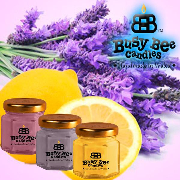 Lemon Lavender Mini Me Candle
