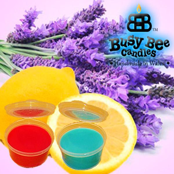 Lemon Lavender Wax Tart