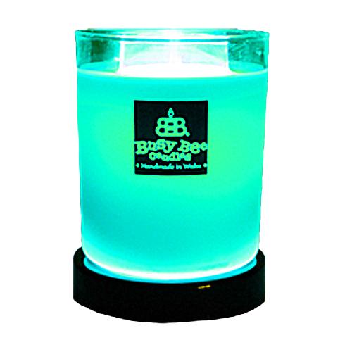 Aqua Magik Candle