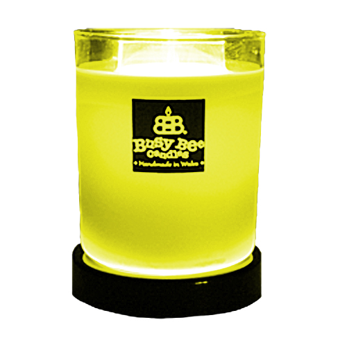 Crimson Pear Magik Candle