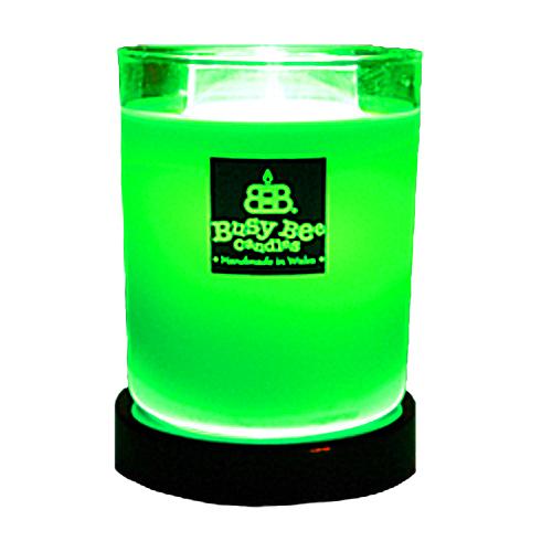 Lime Cupcake Magik Candle
