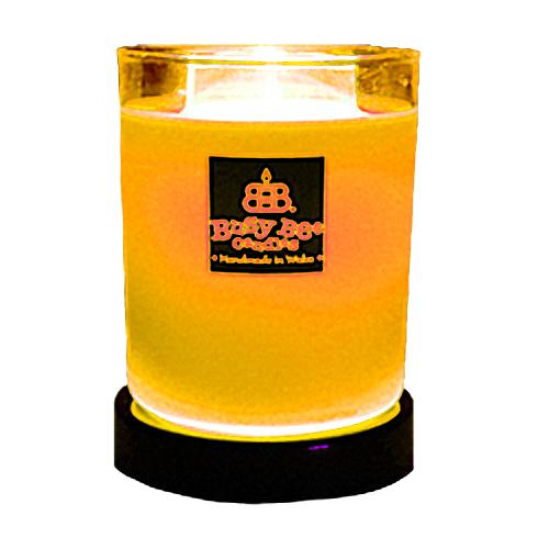 Peach Cobbler Magik Candle