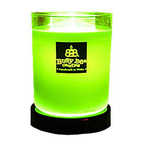 Green Tea And Lemongrass Magik Candle