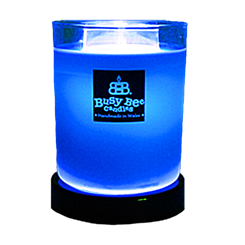 Midnight Peppermint Magik Candle