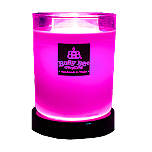 Coconut Rose Magik Candle