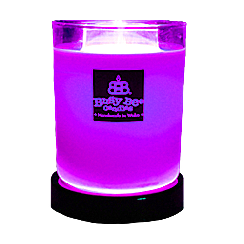 Grape Bubbles Magik Candle