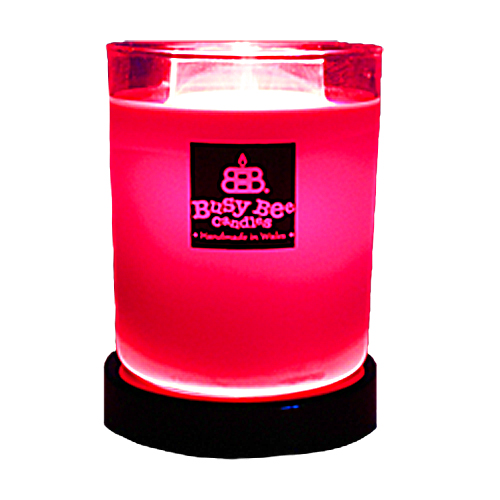 Lush Cherry Magik Candle