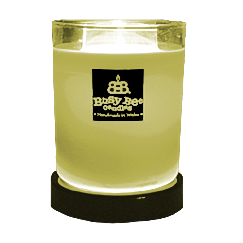 Snow Flakes Magik Candle