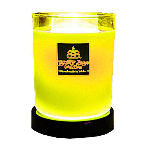 Asian Amber Magik Candle