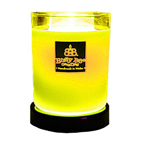 Sherbet Lemon Magik Candle