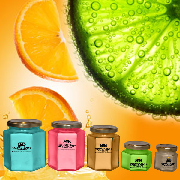Mandarin Zest Candles