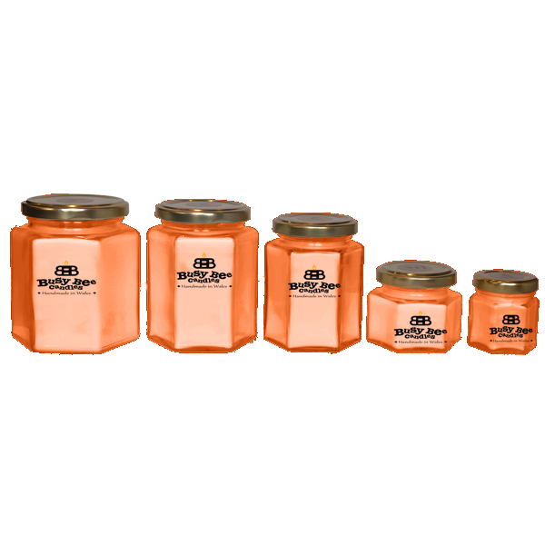 Mango & Papaya Smoothie Candles