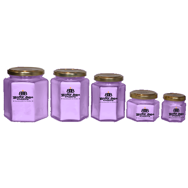 Mulberry Elegance Candles