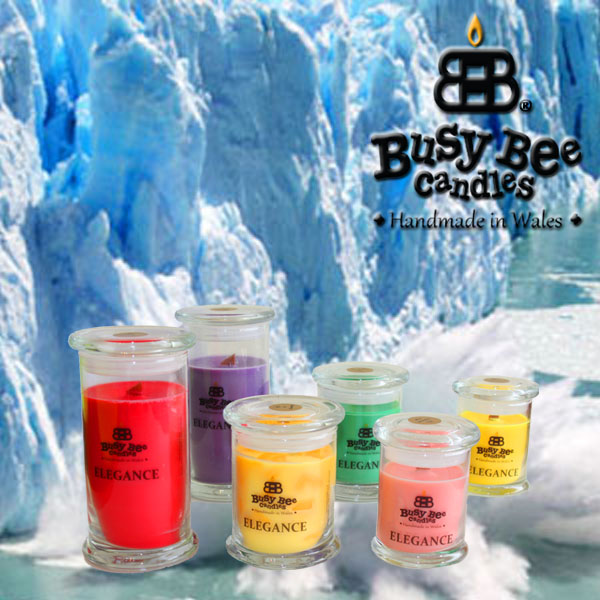 North Pole Elegance Scented Candles
