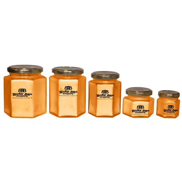 Peach Cobbler Candles