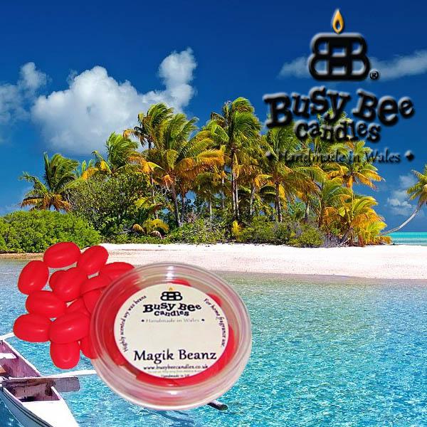 Perfect Beach Magik Beanz