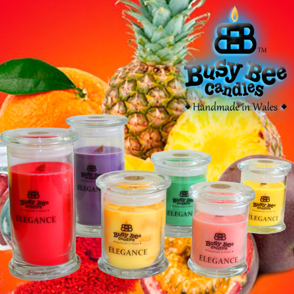 Pineapple Spice Elegance Candles