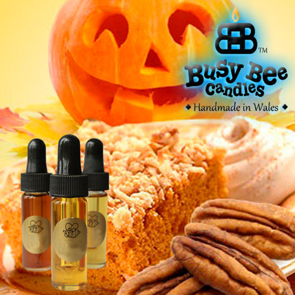 Pumpkin Crunch Fragrance Oil
