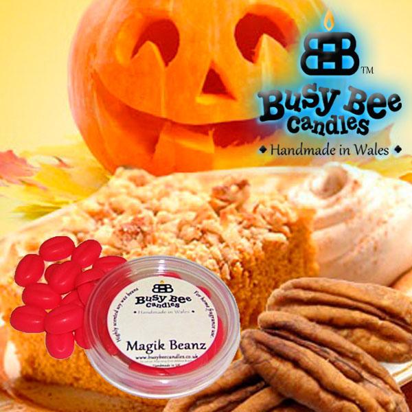Pumpkin Crunch Magik Beanz