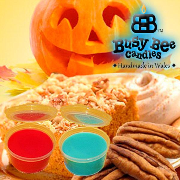 Pumpkin Crunch Wax Tart
