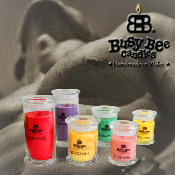 Sexy Beast Elegance Scented Candles