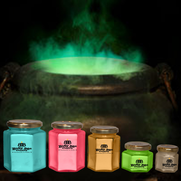 Spell Bound Candles