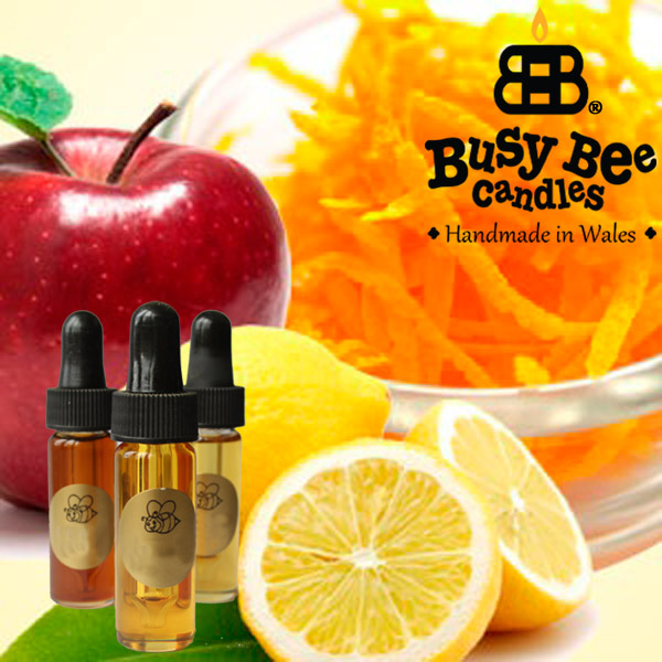 Spiced And Candied Fragrance Oil