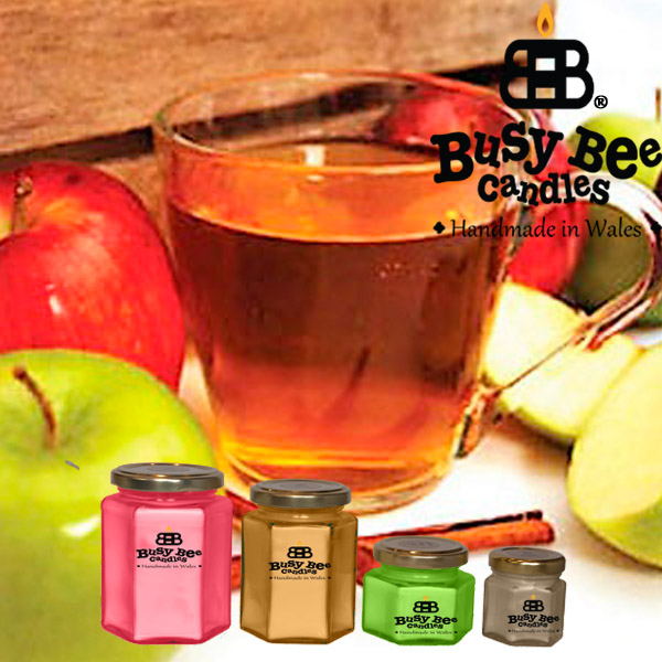 Spiced Cider Classic Scented Candles