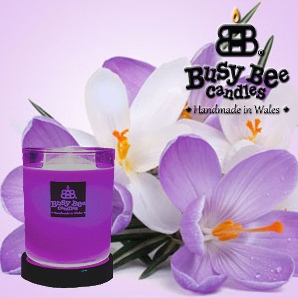 Spring Flowers Magik Candle