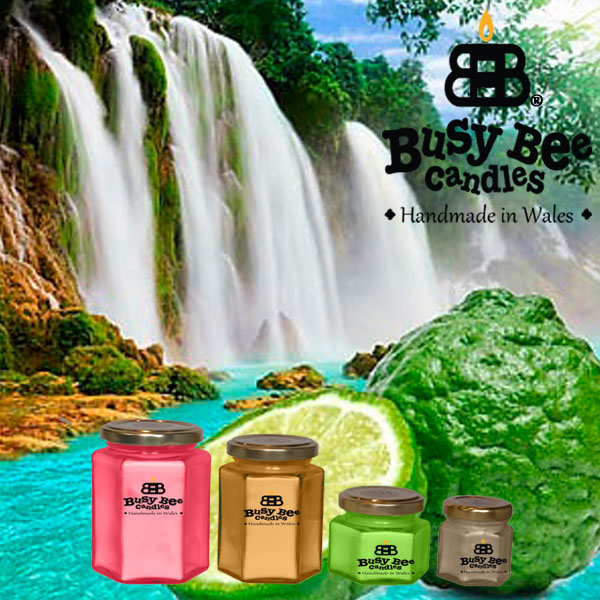 Spring Time Classic Scented Candles