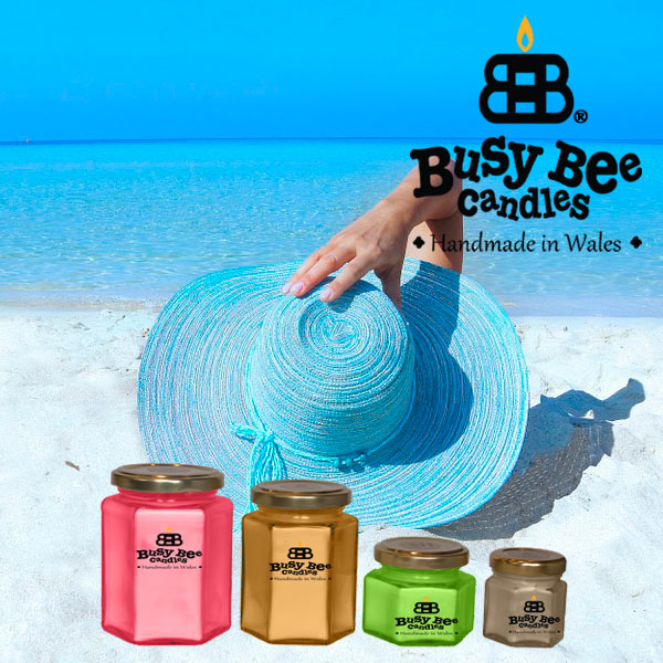 To The Beach Classic Scented Candles