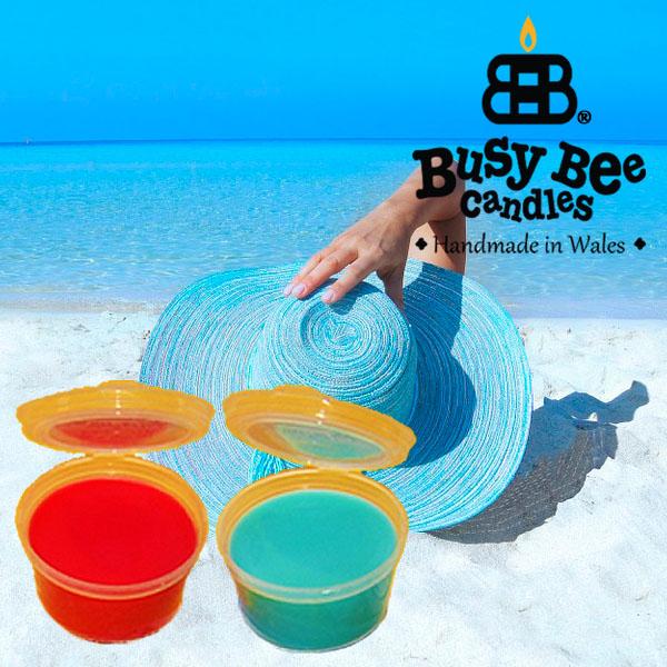 To The Beach Wax Tart