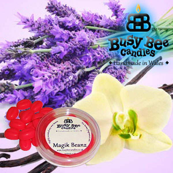 Vanilla Lavender Magik Beanz