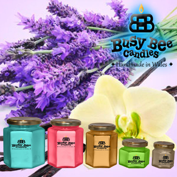 Vanilla Lavender Candles